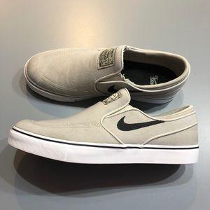 Nike Women's Stefan Janoski Canvas SB Slip-On Shoe
